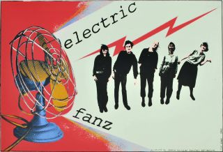 Electric Fanz [Band