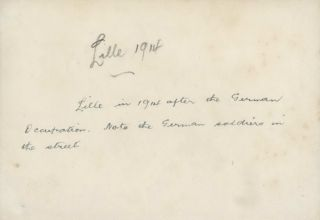 WWI Gunner Cecil Earl Rupert Tulloh Collection