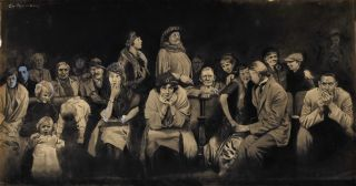 Theatre Audience]. C H. Percival, Aust