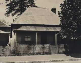 [Terrace And Cottage, Double Bay, NSW]