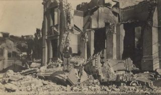 Napier Earthquake [Hawke's Bay, New Zealand]