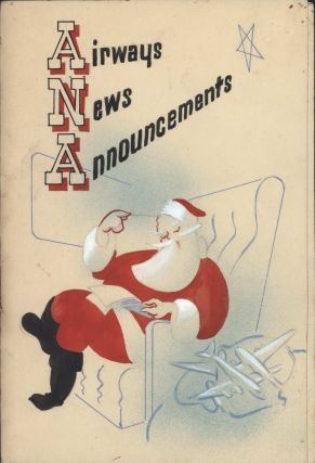 Australian National Airways Ephemera