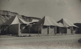 WWII Italian-Egyptian Internment Camp Collection