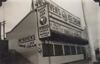 McNiven's Ice Cream Company, Camperdown, NSW