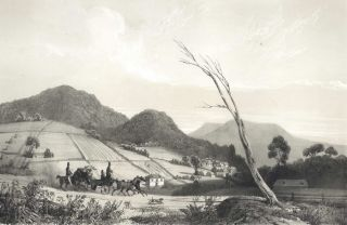 Views Of Tasmania]. After Louis Le Breton, French