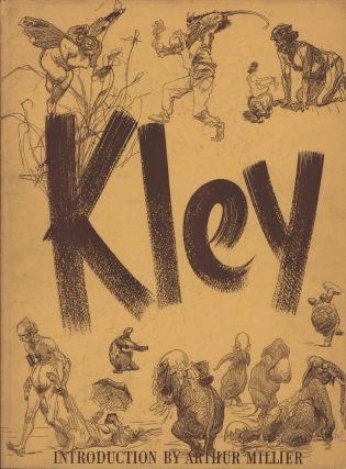 Three hardcover books. Heinrich Kley, 1863-c1945 German