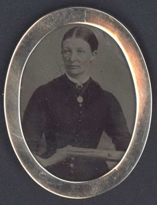 [Female With Driftwood, Possibly Euphemia Henderson]