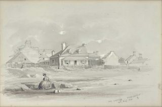 The Cottage, Paddington [NSW]. George Penkivil Slade, British/Aust.