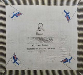William Beach, Champion Of The World