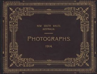 Photographs, Scenic And Industrial, New South Wales, Australia. Government Printer, est. 1842 Aust