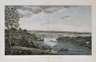 A View Of Hawkesbury And The Blue Mountains, New South Wales