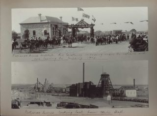Wallaroo & Moonta Mines And Wallaroo Smelting Works Album [Yorke Peninsula, South Australia]