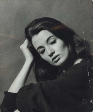The Story Of The Century: Christine Keeler [Profumo Affair]. Lewis Morley, 1925–2013...