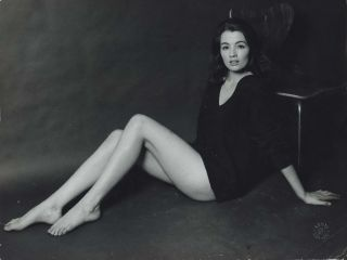 The Story Of The Century: Christine Keeler [Profumo Affair]