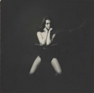 "Christine Keeler [""Classic Pose"" Contact Print]"