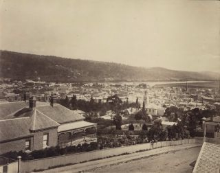 Launceston, Tasmania]. Stephen Spurling II, 1847–1924 Aust