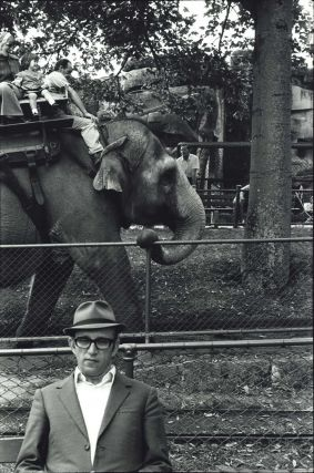 Taronga Zoo, Sydney [Elephant Ride]. Roger Scott, b.1944 Aust