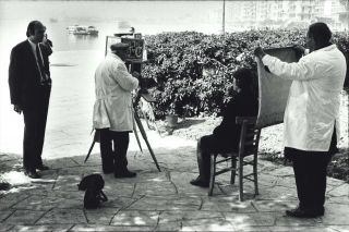 Greece [Street Photographer]. Roger Scott, b.1944 Aust