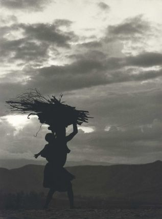 Woman Returning Home, Evening [New Guinea]. Robin Smith, b.1927 NZ/Australian