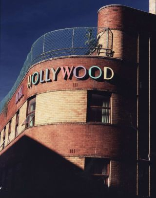 Hotel Hollywood [Surry Hills, NSW]. Patrick Van Daele, b.1960 Aust