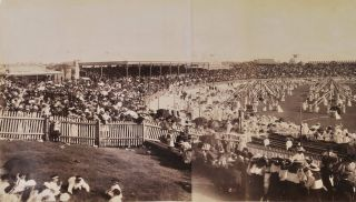 Australian Federation Celebrations, Sydney, NSW
