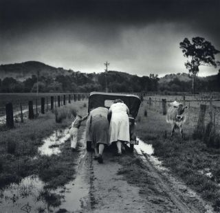 Tobacco Road, Ovens Valley [NSW]. Jeff Carter, 1928–2010 Aust