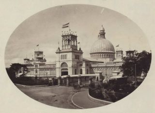 Garden Palace Exhibition Building [Sydney