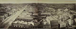 [The City Of Ballarat, NSW, From The Town Hall]