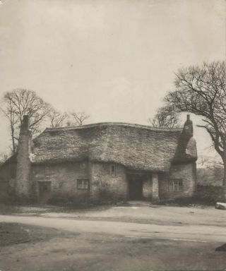 Arc House Cottage, Devonshire [UK]. E O. Hoppé, 1878–1972 Brit