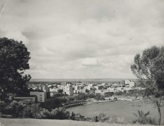 A General View Of Perth And Swan River, Capital Of Western Australia. E O. Hoppé,...