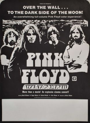 """Pink Floyd: Live At Pompeii"" [Band"