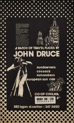 A Batch Of Travel Flicks By John Druce