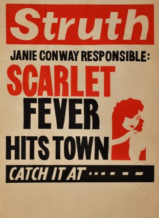Janie Conway Responsible: Scarlet Fever Hits Town [Band