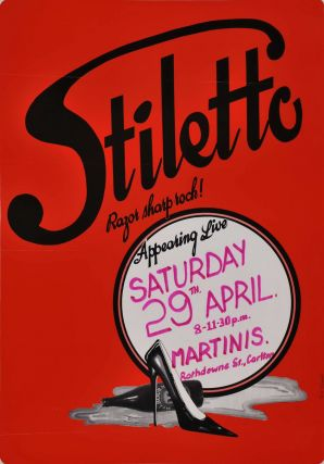 Stiletto. Razor Sharp Rock! [Band