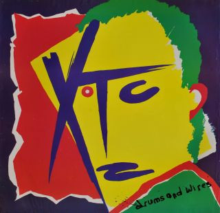 "XTC ""Drums And Wires"" [Band"