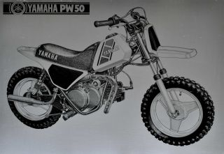Yamaha PW50 [Motorcycle
