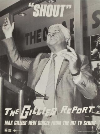 """Shout"" [Max Gillies As Bob Hawke"