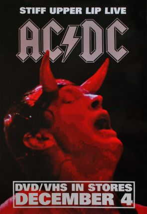 "AC/DC ""Stiff Upper Lip Live"" [Band"