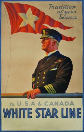 White Star Line To USA & Canada