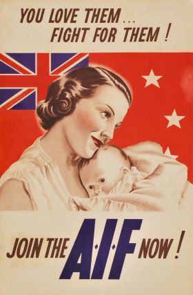 You Love Them, Fight For Them! Join The AIF Now!