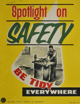 National Safety Council Of Australia Collection