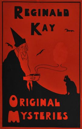 "Reginald Kay ""Original Mysteries"""
