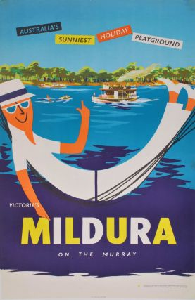 Victoria's Mildura On The Murray