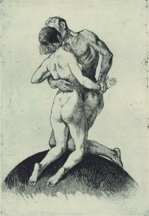 [Folio Of Erotic Etchings]