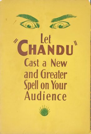 "Bela Lugosi In ""The Return Of Chandu"" [Cinema Press Pack]"