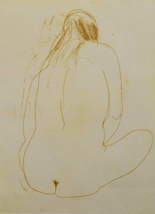 The Back. Brett Whiteley, 1939–1992 Aust