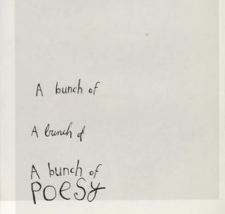 "Illustrations For Book ""A Bunch of Poesy"" & Correspondence To Editors"