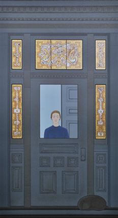 The Doorway. Will Barnet, 1911–2012 American