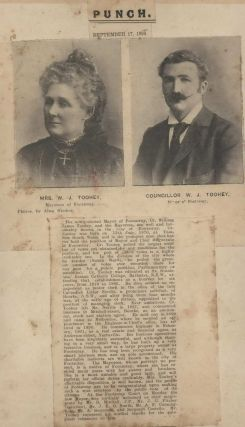 Toohey And Welby Family, And Port Kembla Property Development [NSW]