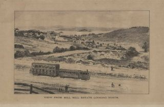 Mill Hill Estate, Waverley [NSW]